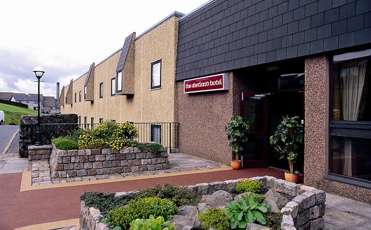 Shetland Hotel